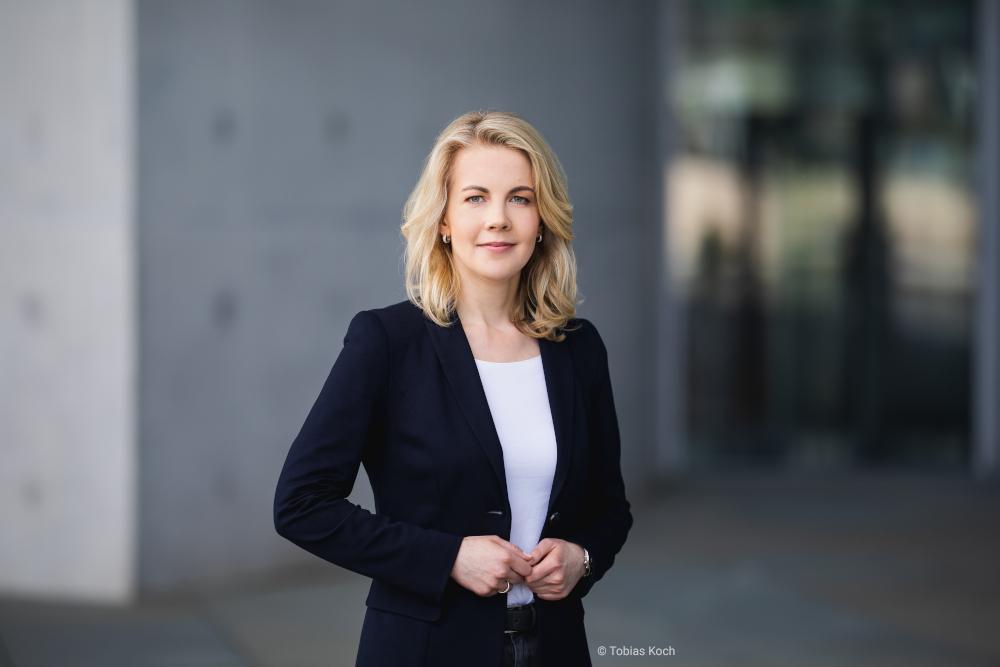 Linda Teuteberg, Foto: Tobias Koch