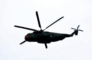 Hubschrauber der Bundeswehr